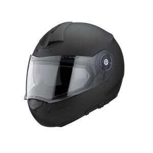 Schuberth Klapphelm Test Platz 2