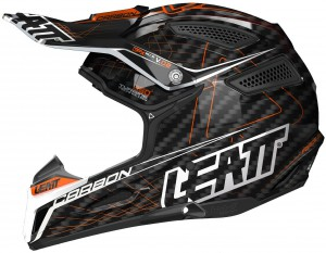 Leatt GPX 6.5 Kinderhelm Carbon