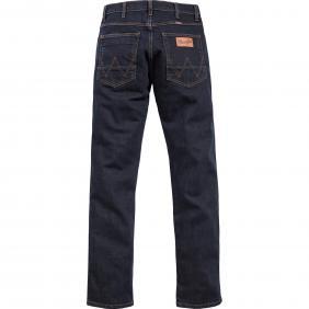 Wrangler wasserabweisende Jeans für motorradfahrer